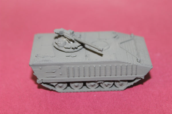 1-87TH SCALE 3D PRINTED GULF WAR FRENCH AMX 10P AMPHIBIOUS IFV