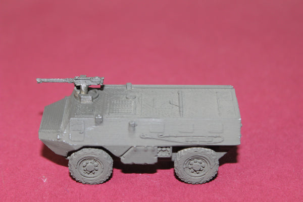 1-87TH SCALE 3D PRINTED FRENCH VAB VEHICULE de l'AVANT BLINDE ARMORED PERSONNEL CARRIER
