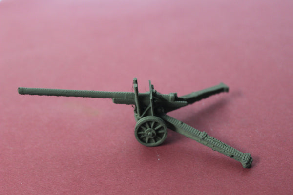 1-87TH SCALE 3D PRINTED RUSSIAN M1931 122MM FIELD GUN