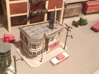 1/160TH  N SCALE BUILDING KIT KEHR'S CANDY MILWAUKEE, WI