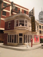 1/160TH  N SCALE BUILDING  3D PRINTED KIT KEHR'S CANDY MILWAUKEE, WI REVERSED