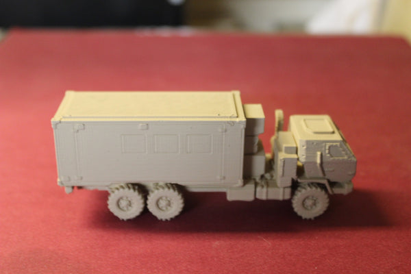 1/72ND SCALE 3D PRINTED U S ARMY M1087 EXPANDABLE VAN SHELTER