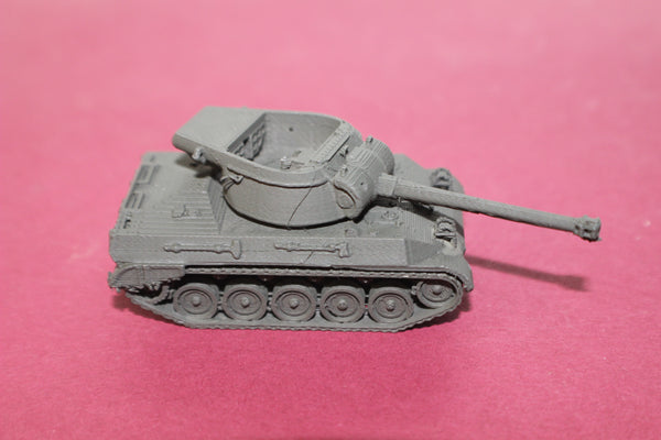 1-87TH SCALE 3D PRINTED WWII U.S. ARMY M18 SUPER HELLCAT TANK DESTROYER