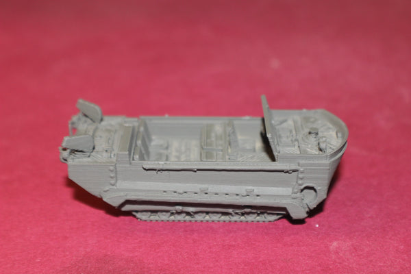 1/87TH SCALE 3D PRINTED WW II U S ARMY M29C WEASEL AMPHIBIOUS TRACKED VEHICLE