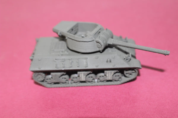 1-87TH SCALE 3D PRINTED WWII U.S. ARMY M-36 TANK DESTROYER