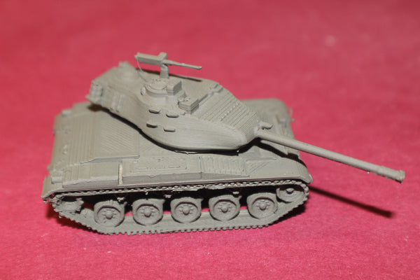 1/87TH SCALE 3D PRINTED VIETNAM WAR U S ARMY M41 WALKER BULLDOG LIGHT TANK