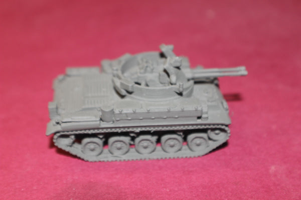 1/87TH SCALE 3D PRINTED VIETNAM WAR M42 DUSTER SELF-PROPELLED ANTI-AIRCRAFT GUN