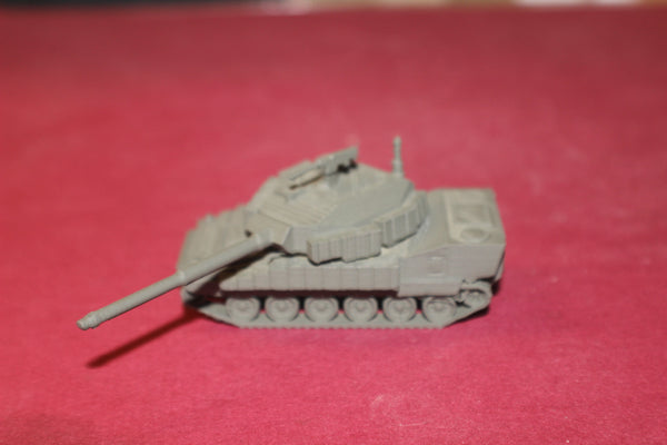 1/87TH SCALE 3D PRINTED U S ARMY M8 DOUBLE ARMORED GUN SYSTEM REACTIVE ARMOR