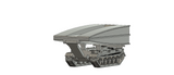 1-72ND SCALE 3D PRINTED RUSSIAN COLD WAR MT-55A ARMOURED VEHICLE-LAUNCHED BRIDGE (AVLB) TANK