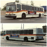 1/87TH HO SCALE 3D PRINTED NEOPLAN AN440 BUS