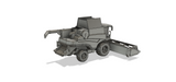 1-72ND SCALE SCENERY 3D PRINTED NEW HOLLAND COMBINE KIT