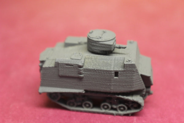 1-87TH SCALE 3D PRINTED WWII RUSSIAN ODESSA NI 6 TANK SPARE WHEELS