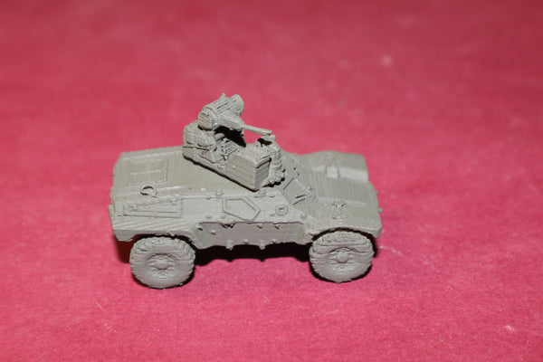 1-87TH SCALE 3D PRINTED FRENCH PANHARD CRAB (COMBAT RECONNAISSANCE ARMORED BUGGY)