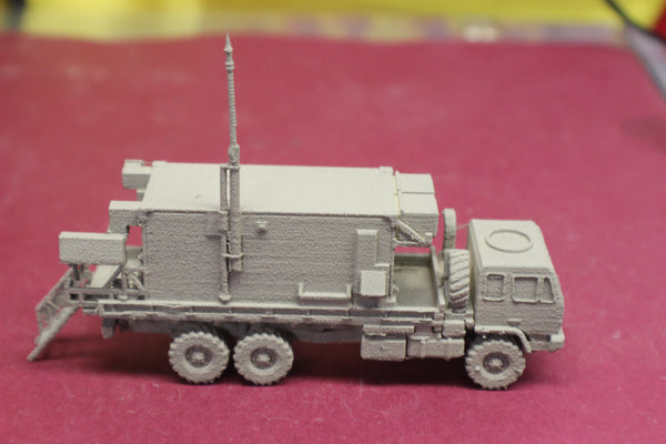 1-87TH 3D PRINTED IRAQ WAR U.S. ARMY PATRIOT MISSILE SYSTEM AD/MSQ104 ENGAGEMENT CONTROL STATION