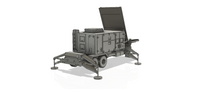 1/50TH SCALE 3D PRINTED U.S. ARMY MIM 104 PATRIOT MISSILE SYSTEM