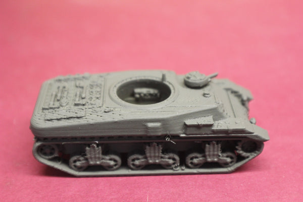 1-72ND SCALE 3D PRINTED WW II  CANADIAN RAM KANGAROO ARMORED PERSONNEL CARRIER