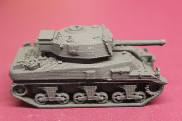 1-72ND SCALE 3D PRINTED WWII CANADIAN RAM TANK