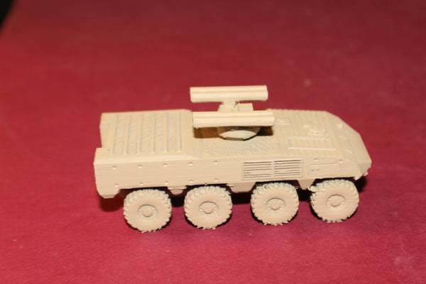 1-72ND SCALE 3D PRINTED RG-41 MRAP ARMORED VEHICLE