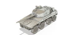 1-87TH SCALE 3D PRINTED SOUTH AFRICAN ROOIKAT ARMORED RECONNAISSANCE VEHICLE