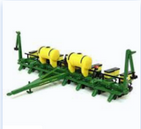 1-72ND SCALE 3D PRINTED JOHN DEERE 8-ROW WHEAT PLANTER/DRILL