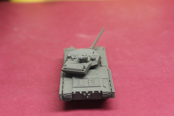 1-72ND SCALE 3D PRINTED RUSSIAN T14 ARMATA MAIN BATTLE TANK