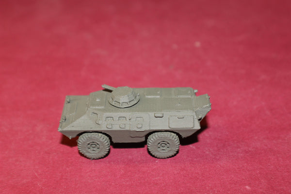 1-87TH SCALE 3D PRINTED V100 CADILLAC GAGE COMMANDO ARMORED CAR