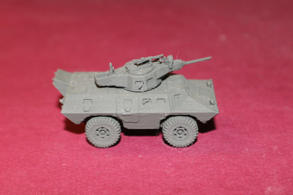 1-72ND SCALE 3D PRINTED V150 CADILLAC GAGE COMMANDO ARMORED CAR
