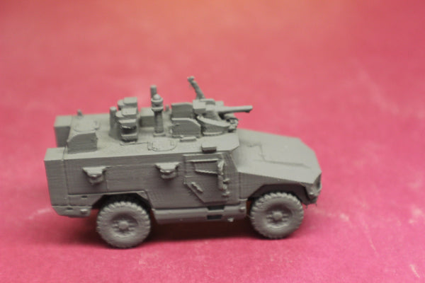 1-87TH SCALE 3D PRINTED FRENCH VÉHICULE BLINDÉ MULTI-RÔLES LÉGER (VBMR LIGHT) THE NEXT-GENERATION MULTIROLE ARMORED VEHICLE