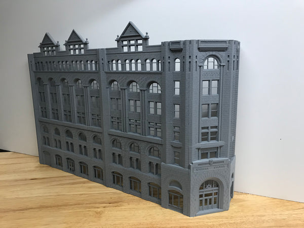 1-160TH N  SCALE 3D PRINTED CPR WINDSOR STATION