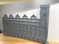 1/87TH SCALE 3D PRINTED CPR WINDSOR STATION