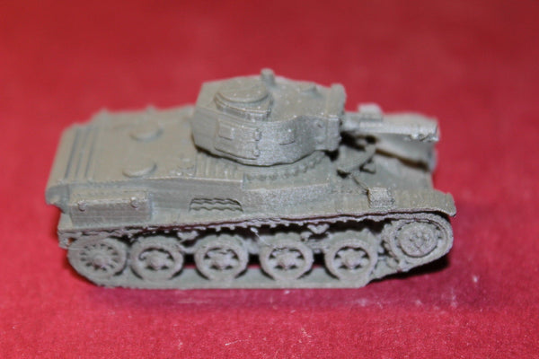 1/72ND SCALE  3D PRINTED  WW II HUNGARIAN ARMY HUNGARIAN 43M TURÁN MEDIUM