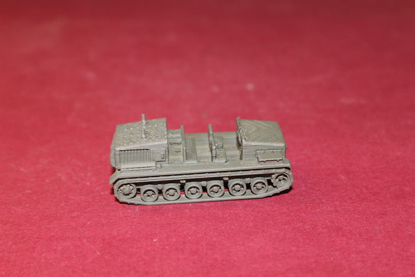 1/87TH SCALE 3D PRINTED WW II JAPANESE TYPE 98 RO-KE 6 TON ARTILLERY TRACTOR