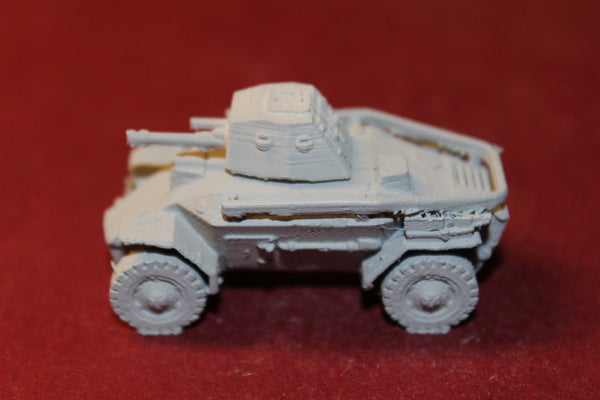 1/87TH SCALE 3D PRINTED  WW II HUNGARIAN ARMY CSABA ARMORED SCOUT CAR