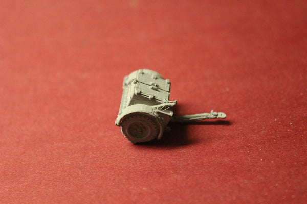 1/72ND SCALE  3D PRINTED WW II GERMAN SD.KFZ. 252 MUNITIONSKRAFTWAGEN LIMBER