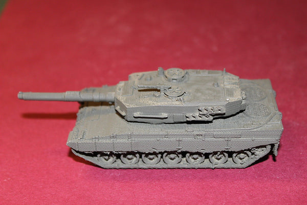 1/87TH SCALE 3D PRINTED POST WAR GERMAN LEOPARD 2