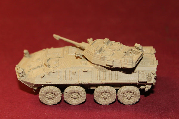 1-87TH SCALE 3D PRINTED IRAQ WAR U. S. MARINE CORPS LAV 25
