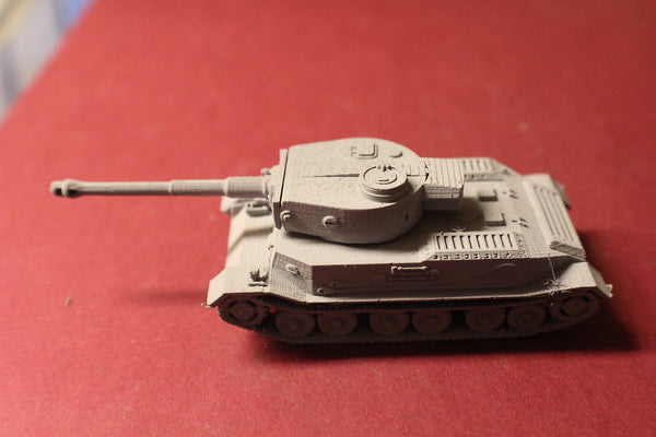 1/72ND SCALE  3D PRINTED WWII GERMAN VK4501 TANK