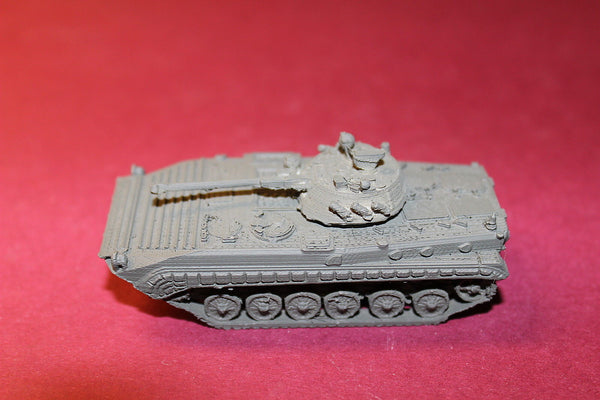 1/72ND SCALE  3D PRINTED POST WAR II SOVIET BMP2 INFANTRY FIGHTING VEHICLE