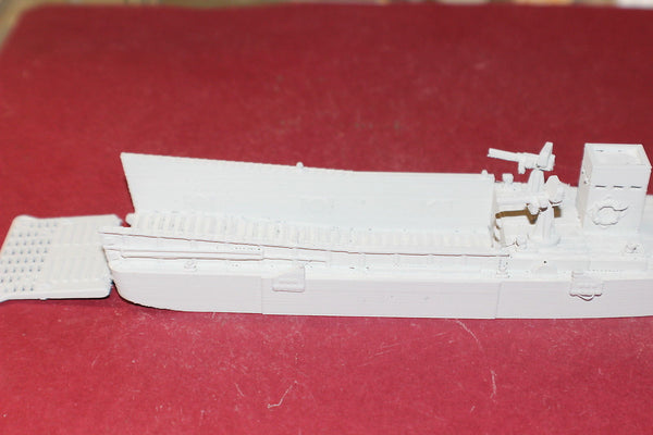 1/87TH SCALE  3D PRINTED WW II U S NAVY LCM UNMANNED