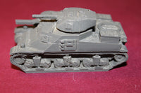 1/87TH SCALE 3D PRINTED WW II BRITISH M 3 GRANT MEDIUM TANK