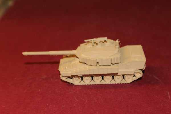 1/72ND SCALE 3D PRINTED U S ARMY M8 BUFORD ARMORED GUN SYSTEM REACTIVE ARMOR