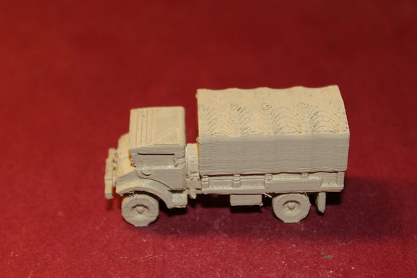 WW II BRITISH 3 TON CMP TRUCK-COVERED