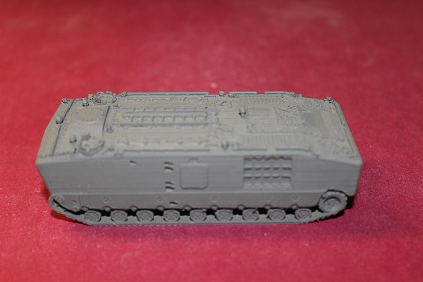 1/72ND SCALE  3D PRINTED VIETNAM USMC LVTP-5 LANDING VEHICLE, TRACKED, PERSONNEL