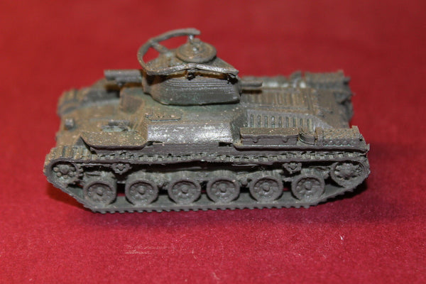 1/87TH SCALE 3D PRINTED WW II JAPANESE TYPE 97 CHI-HA MEDIUM TANK 57MM MAIN GUN