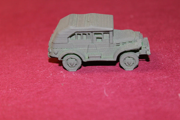 WW II U. S. ARMY DODGE WC56 COMMAND CAR