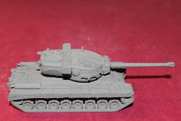 1/72ND SCALE  3D PRINTED POST WAR U S ARMY T 29 HEAVY TANK KIT