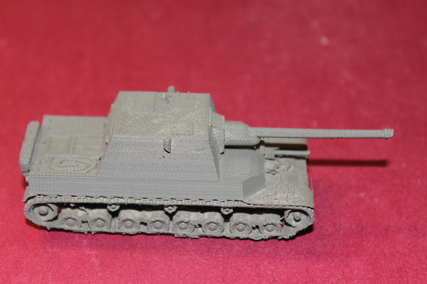 WW II JAPANESE HO-RI II TYPE 5 HEAVY TANK DESTROYER