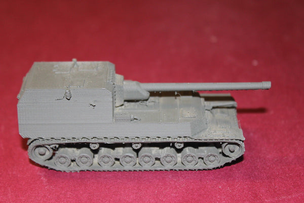 1/72ND SCALE  3D PRINTED WW II JAPANESE HO-RI TYPE 5 TANK DESTROYER