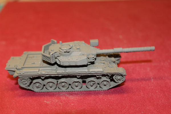 POST WW II BRITISH CENTURION MK 62 105 MM IR EQUIPMENT