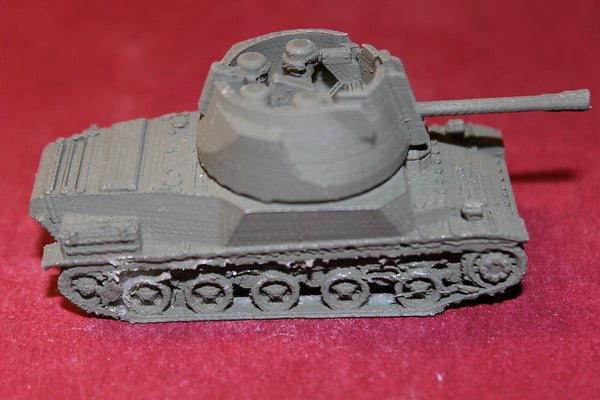 1/72ND SCALE  3D PRINTED  WW II HUNGARIAN ARMY 40MM NIMRÓD SELF PROPELLED ANTI-TANK GUN